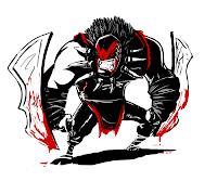 Strygwyr Bloodseeker Dota
