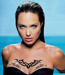 Hollywood Tattoo Design