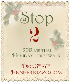 Jennifer Rizzo's 2012 Virtual Holiday Housewalk