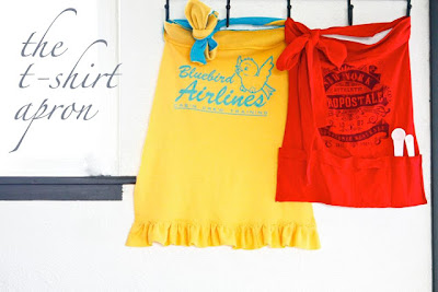 Cool Ways to Reuse Old T-Shirts (50) 36