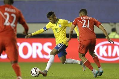 Copa America 2015: Brazil vs Colombia Live Stream