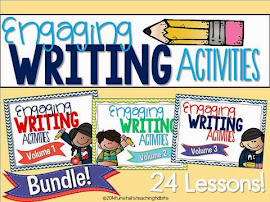 Writing Lessons Bundled