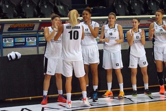 Βραβεύεται ως η ομορφότερη Ελληνική ομάδα ο ΠΑΟΚ ΚΥΑΝΑ