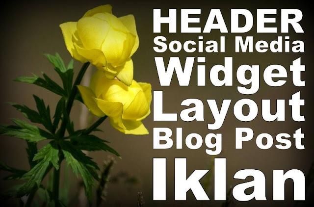 Cara Menarik & Melengkapkan Penampilan Blog