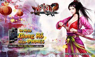 Tải game Võ lâm cho điện thoại Android 1