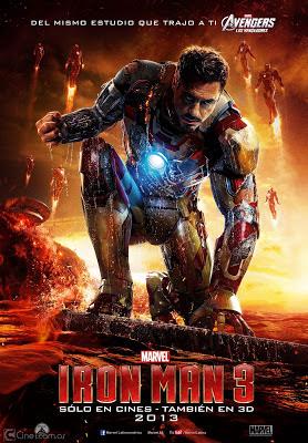 Iron Man 3 – DVDRIP SUBTITULADO