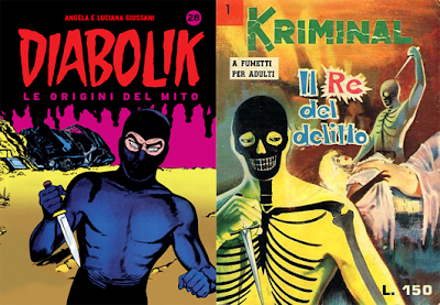 Diabolik y Kriminal
