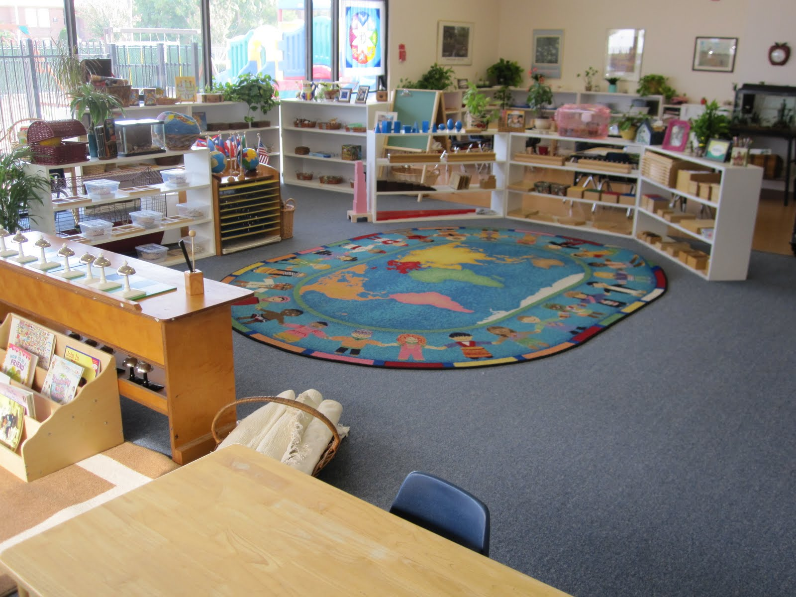 Montessori Classroom Decor ~ Got montessori