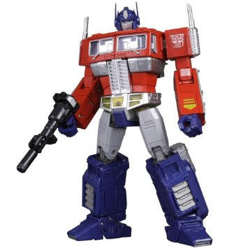 Masterpiece Optimus Prime Convoy