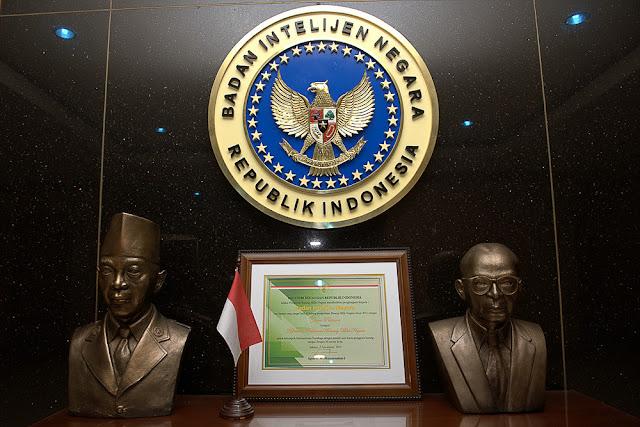 Soal kemampuan menyamar dan menguntit, agen BIN kalahkan CIA & Mossad