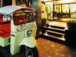 Hotel Online Murah Bangkok - Pratunam Pavilion Hotel