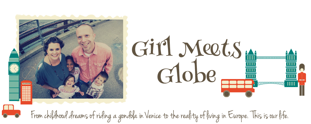 Girl Meets Globe
