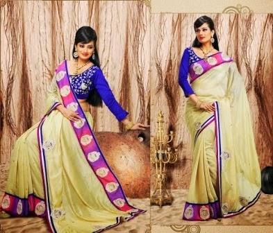 Designer Silk Indian Sarees