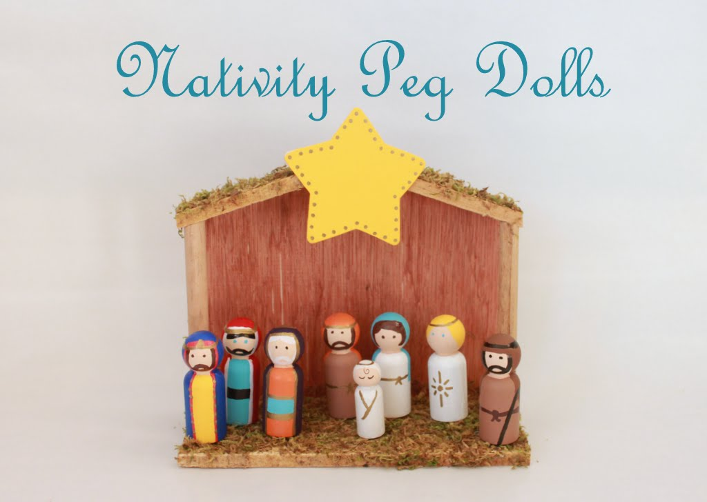 Crafts diy nutcracker peg dolls nativity peg dolls mirabelle crafts diy nutcracker peg dolls nativity peg dolls solutioingenieria