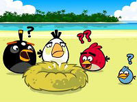 Jogo Angry Birds: Surf and Turf Android