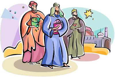 Na reta final das festas… celebramos em grande… com os Reis!
