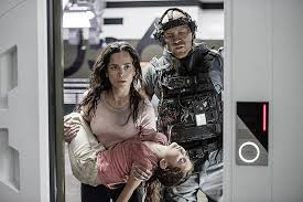 Elysium ~ Alice Braga 001 | A Constantly Racing Mind