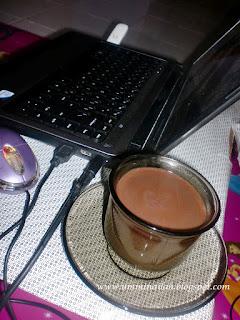 Coklat Hangat Aroma Rempah