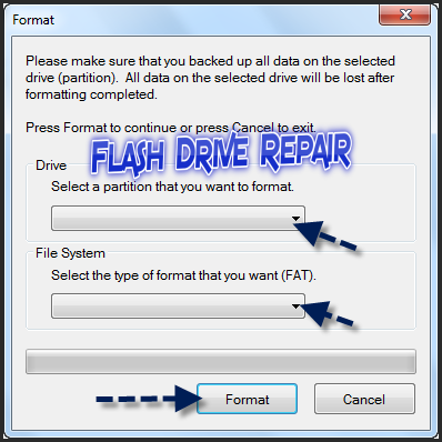 Download Sony USB Flash Drive Recovery Tool