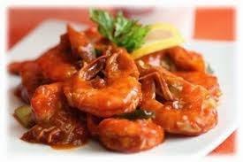 Resep udang asam manis sebagai satu kuliner khas laut untuk makan siang dan malam