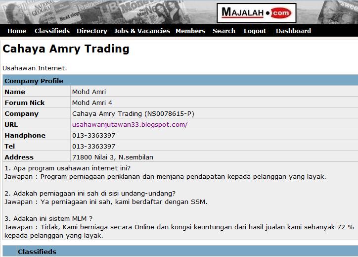 http://www.majalah.com/?business:cahaya-amry-trading:CFPSSDXMV5H