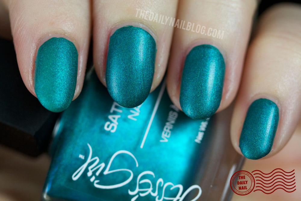 Jesse\'s Girl Satin Fall 2014 Swatches & Review - The Daily Nail
