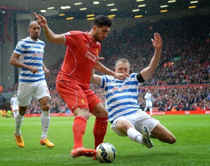 Liverpool 2-1 QPR