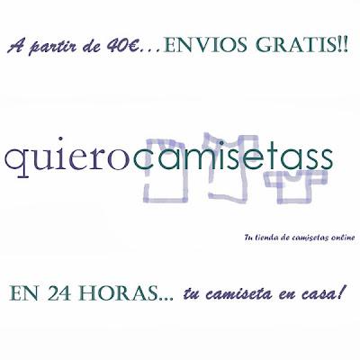 Envíos económicos y rápidos-Tienda Online de Camisetas Quierocamisetass.com