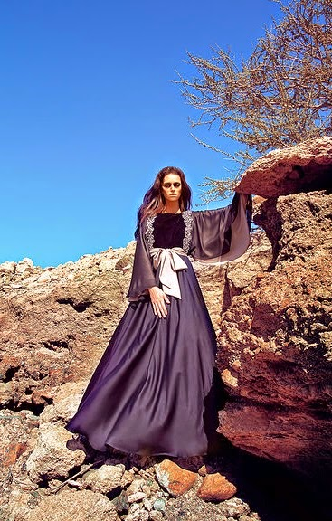 New Abaya Trend in Arab Countries