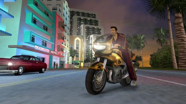GTA Vice City para Android y iPhone saldrá el 6 de diciembre de 2012