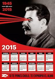 Calendario comunista 2015
