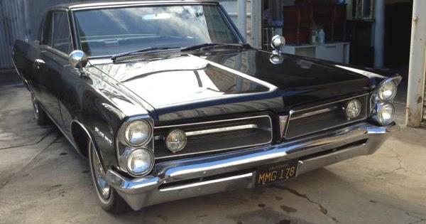 1963 pontiac grand prix for sale buy american muscle car. Black Bedroom Furniture Sets. Home Design Ideas