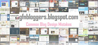 Common Blog Design Mistakes