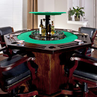 Nexus 21 Poker Table