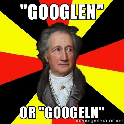 German Eigenheiten Goethe Tells Deutsche Stereotypes