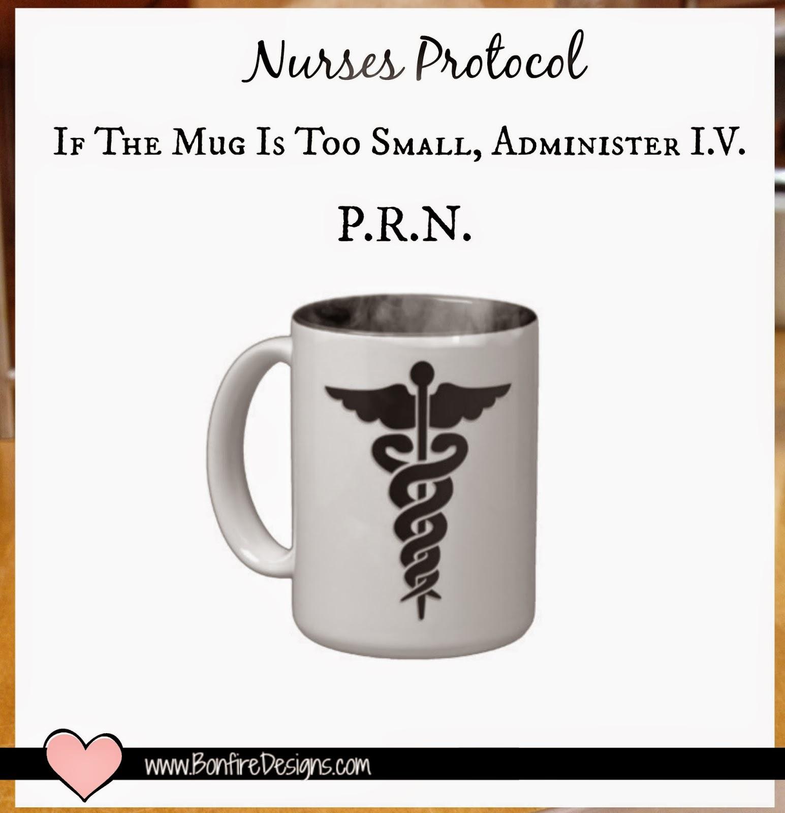 Nurses Protocol Coffee 101