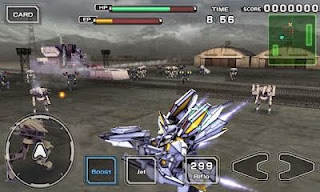 Screenshots of the Destroy Gunners Z for Android tablet, phone.