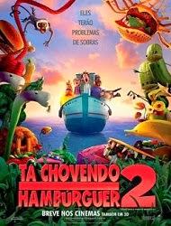 Filme Tá Chovendo Hambúrguer 2   Dublado