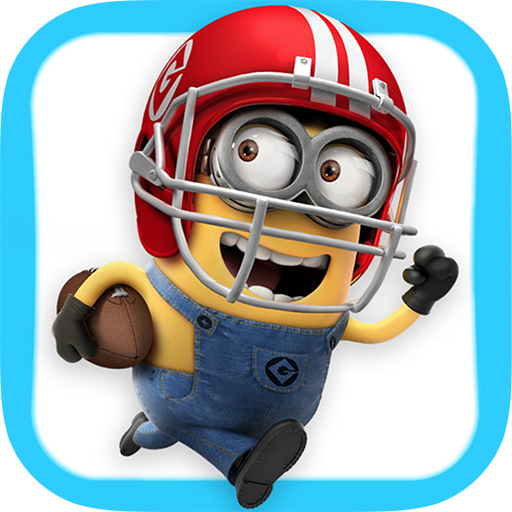Despicable Me: Minion Rush Downtown