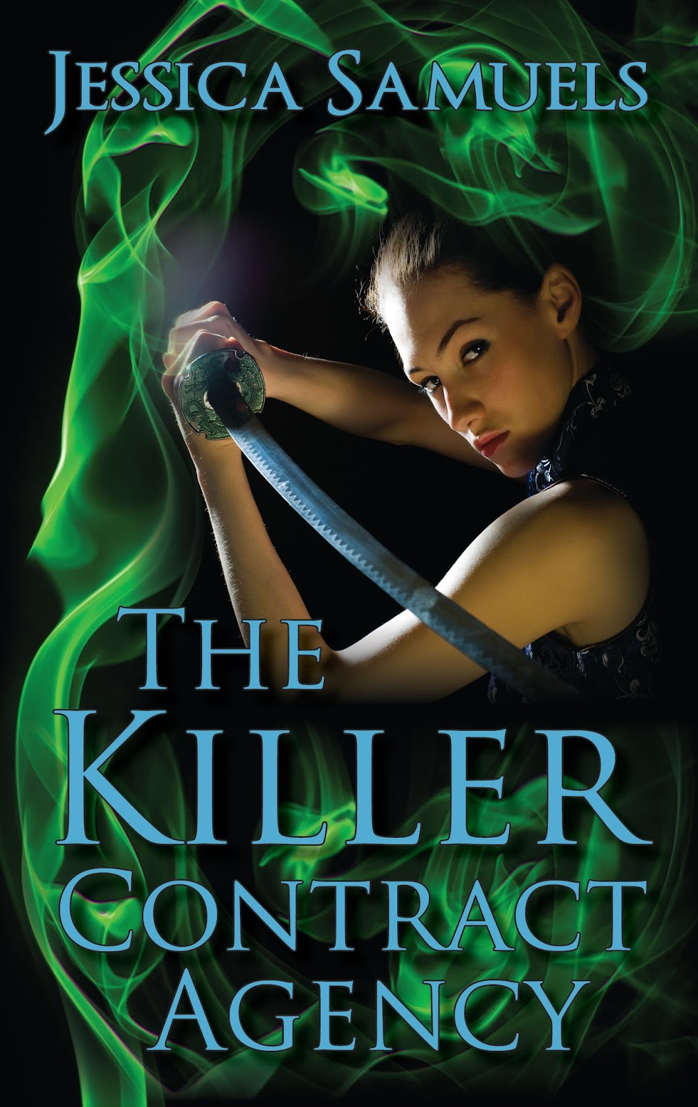 The Killer Contract Agency - Jessica Samuels