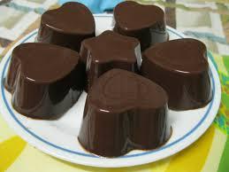 Puding Coklat Praktis, Mudah, dan Sederhana