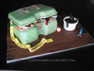 Tackle Box Cake Pictures