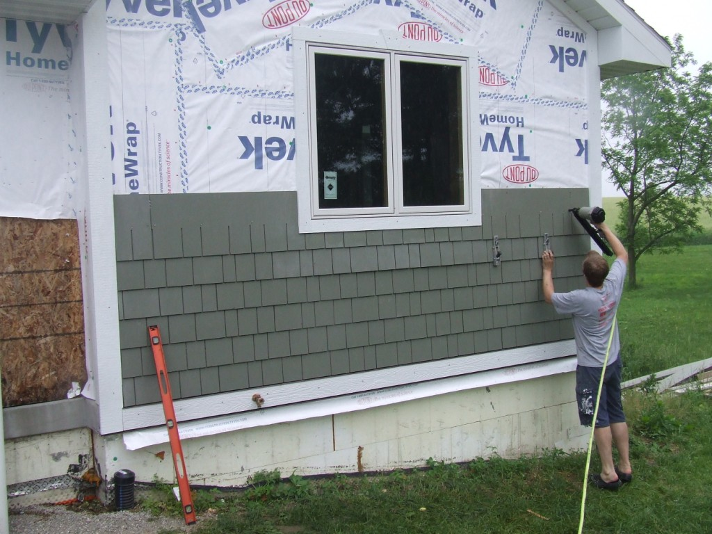 how to cut cement board siding