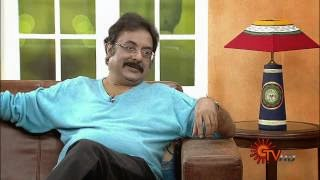 Virundhinar Pakkam – Sun TV Show 09-04-2014 Pratap Pothen | Actor/Director