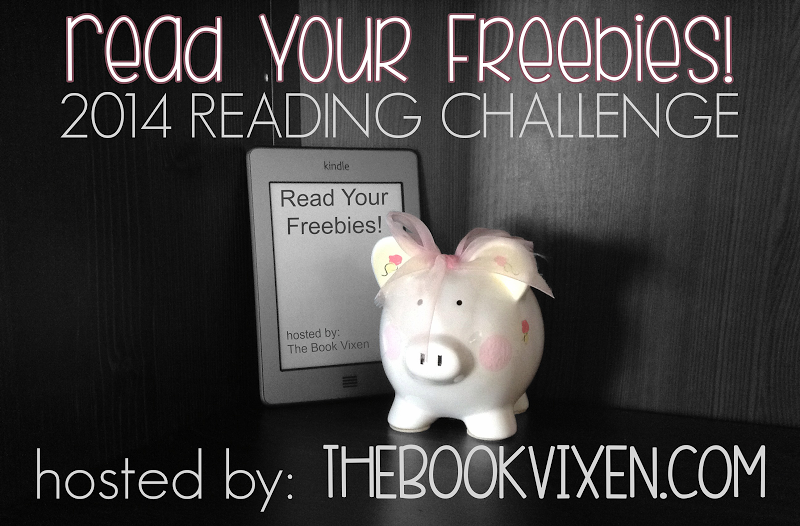 2014 Freebies Reading Challenge