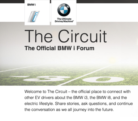 BMW i Official Discussion Forum