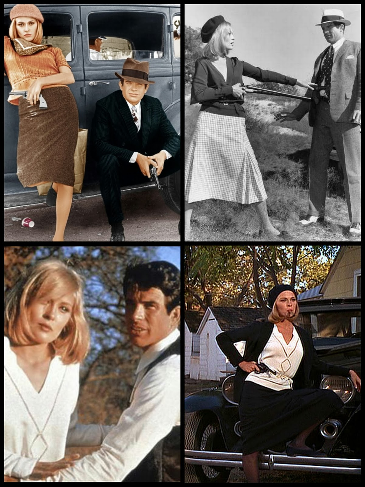 bonnie clyde film analysis Get all the details on bonnie and clyde: analysis description, analysis the title bonnie and clyde refers, of course, to the film's two main characters.