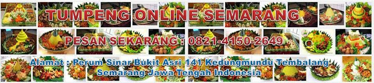 Tumpeng Semarang 0858-6507-9257