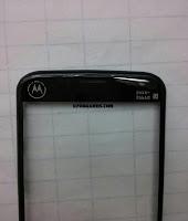 Moto X Front Panel