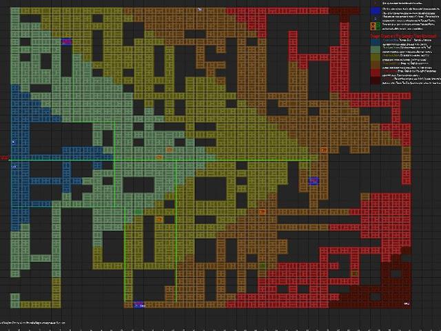 city map dead frontier